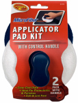 Tiger Accessory Group 9-513 Applicator Pad For Car Protectants & Polish, Micofiber, 2-Pk.