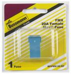 Cooper Bussmann BP/FMX-20-RP Female Maxi Auto Fuse, Blue, 20A