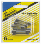 Cooper Bussmann BP-SFE-AH6-RP 6PC High Amp Fuse
