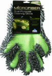 Old World Automotive Product PKC0GM Car Detailing Glove, Microfiber