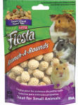 Kaytee Pet 100502807 Rabbit/Guinea Pig Treats, Sesame/Peanut, 3-oz.