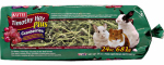Kaytee Pet 100503934 Rabbit/Guinea Pig Treats, Hay With Cranberry, 24-oz.