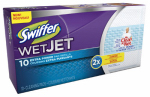 Procter & Gamble 81788 WetJet Refill Pads, Extra Power, 10-Ct.