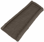 Suncast SBR24 Splash Block, Brown