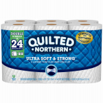 Georgia Pacific 96864 Quilted 12PK Double Tissue