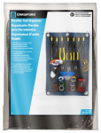 Crawford Prod Div Of Jarden Safety FT1 Tool Organizer