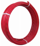 Reliance Worldwide U860R300 PEX Coil Pipe, Red, 1/2-In. Copper Tube Size x 300-Ft.