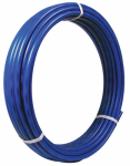 Sharkbite/Cash Acme U880B100 PEX Coil Pipe, Blue, 1-In. Copper Tube Size x 100-Ft.