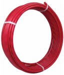 Sharkbite/Cash Acme U880R100 PEX Coil Pipe, Red, 1-In. Copper Tube Size x 100-Ft.