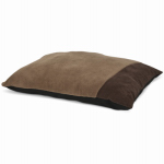 Petmate 26893 Pet Bed, Brown, 27 x 36-In.