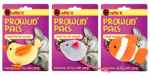 Westminster Pet Products 32060 Prowlins Pals Cat Toy