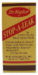 H W Naylor SAL Stop-A-Leak Cow Teat Treatment, 1.75-oz.