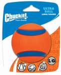 Petmate 17030 Dog Toy, Ultra Ball, Floats