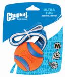 Petmate 231201 Dog Toy, Ultra Tug, Rubber, Medium