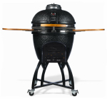Phase 2 Dba Vision Grills C-4F1F1 Kamado Grill, C-Series with Super Bundle*