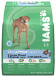 American Distribution & Mfg 61097B ProActive Dog Food, Large Breed Adult, 15-Lbs.