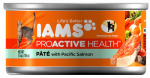 American Distribution & Mfg 04342 ProActive Health Cat Food, Salmon P t , 5.5-oz. Can