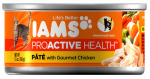 American Distribution & Mfg 04340 ProActive Health Cat Food, Chicken P t , 5.5-oz. Can