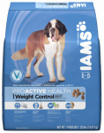 American Distribution & Mfg 70069 ProActive Dog Food, Large Breed/Weight Control, 33-Lbs.