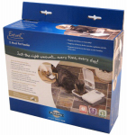 "Radio Systems PFD11-13706 Pet Feeder, Programmable, 2-Meal, 1 ""AA"""