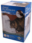 Radio Systems PWW00-13703 Drinkwell Pet Fountain, Platinum, 1.3-Gals.
