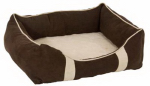 Petmate 26543 Pet Lounger, Foam/Fiber, 18 x 22-In.