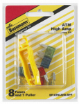 Cooper Bussmann BP-ATM-AH8-RPP ATM High Amp Fuse Assortment Kit, 8-Pc.