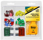 Cooper Bussmann NO.64 ATM/Max Blade Fuse Repair Kit, 64-Pc.