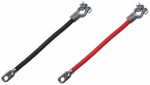 "Uriah Products UV007850 15"" BLK Top Post Cable"