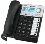 Vtech Communications ML17929 Speaker Phone, 2-Line, Black