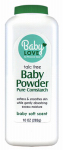 Personal Care Products 90300-5 15 oz. Pure Baby Powder
