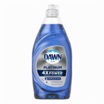 Procter & Gamble 84624 Platinum Dish Soap, Vibrant Fresh Scent, 18-oz.