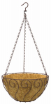 Panacea Products Corp-Import 87840 Aztec-Style Hanging Basket, 14-In.