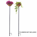 Panacea Products Corp-Import 88940 Stake Planters, 69 x 10-In., 2-Pk.