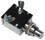 Uriah Products UA422100 Momentary-On Push Button Switch, 15A