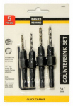 Disston 158860 MM Quick Connect Countersink Set