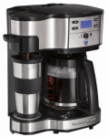 Hamilton Beach Brands 49980Z 2-Way Brewer Coffeemaker