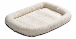 Midwest Metal Products 40242 Pet Bed, Fleece/Sheepskin, 42-In.