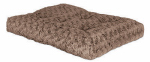 Midwest Metal Products 40624-STB Ombre Pet Bed, Water Resistant, Mocha Polyester, 24-In.
