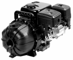 Pentair Water 1542P-65SP Liquid Transfer Pump, Poly, 200 GPM, 6.5-HP