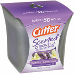 Spectrum Brands Pet Home & Garden HG-96154 Scented Citronella Outdoor Candle, Lavender & Vanilla, 11-oz.