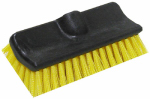 Quickie Mfg 253 Scrub Brush, Bi-Level Fibers, 10-In.