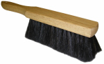 Quickie Mfg 412 Bench Brush, Horsehair & Wood, 13.5-In.
