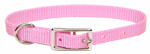 Coastal Pet Products 00301 B PKB12 Dog Collar, Pink Nylon, 3/8 x 12-In.
