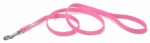 Coastal Pet Products 00606 B PKB06 Dog Leash, Pink Nylon, 3/4-In. x 6-Ft.
