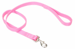 Coastal Pet Products 02906 B PKB06 Dog Leash, 2-Ply, Pink Nylon, 1-In. x 6-Ft.