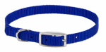 Coastal Pet Products 00301 B BLU12 Dog Collar, Blue Nylon, 3/8 x 12-In.