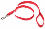 Coastal Pet Products 00906 B RED06 Dog Leash, Red Nylon, 1-In. x 6-Ft.