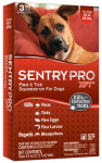 Sergeants Pet Care Prod 01845 Pro XFT Flea & Tick Treatment, For Dogs 40-60 Lbs.