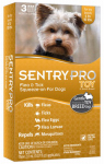 Sergeants Pet Care Prod 01847 Pro Flea & Tick Treatment, For Toy Dogs 4-10-Lbs